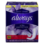 Always Xtra Protection Liners Extra Long