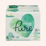 Pampers Aqua Pure Wipes