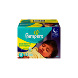Pampers Swaddlers Overnights Diapers Size 6