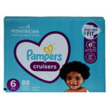 Pampers Cruisers Diapers Size 6 Huge Pack