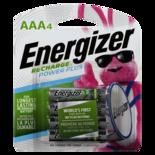 Energizer Recharge Batteries AAA