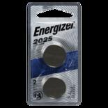 ENERGIZER LITHIUM 3V 2025 2PK