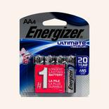 Energizer Ultimate Lithium AA4