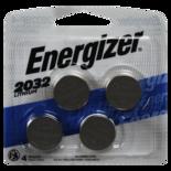 Energizer 3 Volt 2032 Lithium Batteries