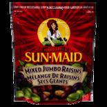 Sunmaid Mixed Jumbo Raisins