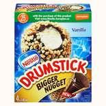 Nestlé Drumstick, Vanilla