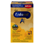 Enfamil A plus Infant Formula Powder with DHA and ARA Refill Pouches