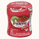 Trident Splash Strawberry Kiwi
