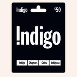Indigo Gift Card - $50