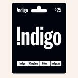 Indigo Gift Card - $25