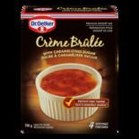 Dr. Oetker Creme Brulee Premium Dessert Mix