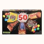 Mars Halloween Chocolate Fun Size