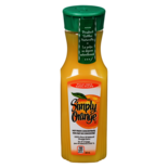 Minute Maid Simply Orange Juice Without Pulp