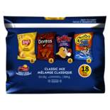 Frito Lay Value Pack Classic Mix 18ct