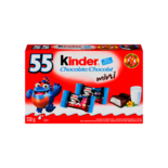 Ferrero Kinder Chocolate Minis 55's