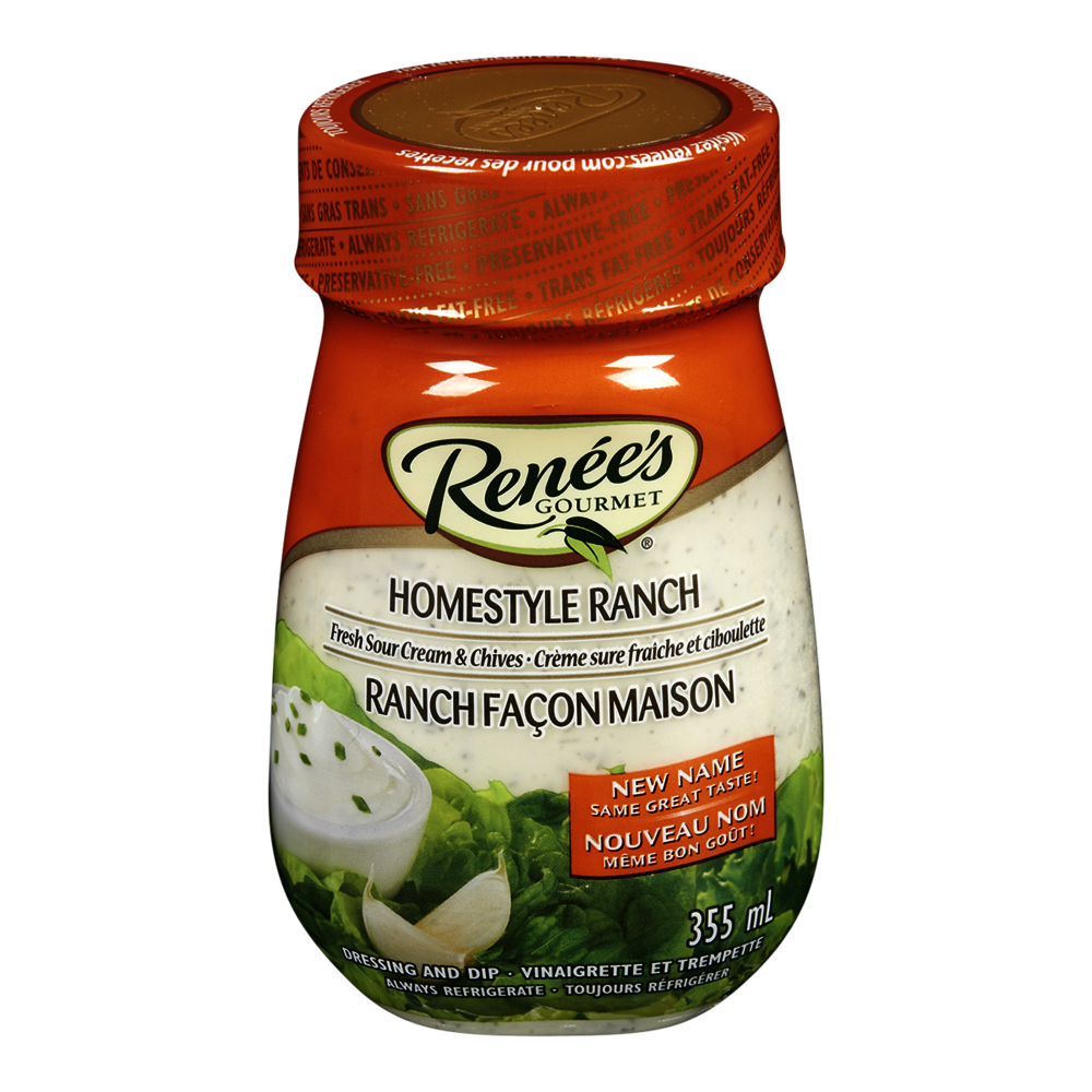 Renees Homestyle Ranch Dressing
