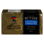 Organic Meadow Unsalted Butter