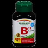 Jamieson B12 Vitamins 1200mg