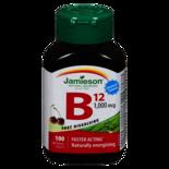 Jamieson Vitamin B12 1000Mcg