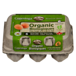 Conestoga Organic Extra Large Brown Eggs