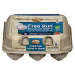 Conestoga Free Run Extra Large White Eggs