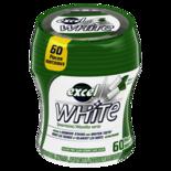 Wrigleys Excel White Spearmint Gum Bottle