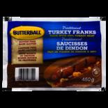 Butterball Turkey Franks