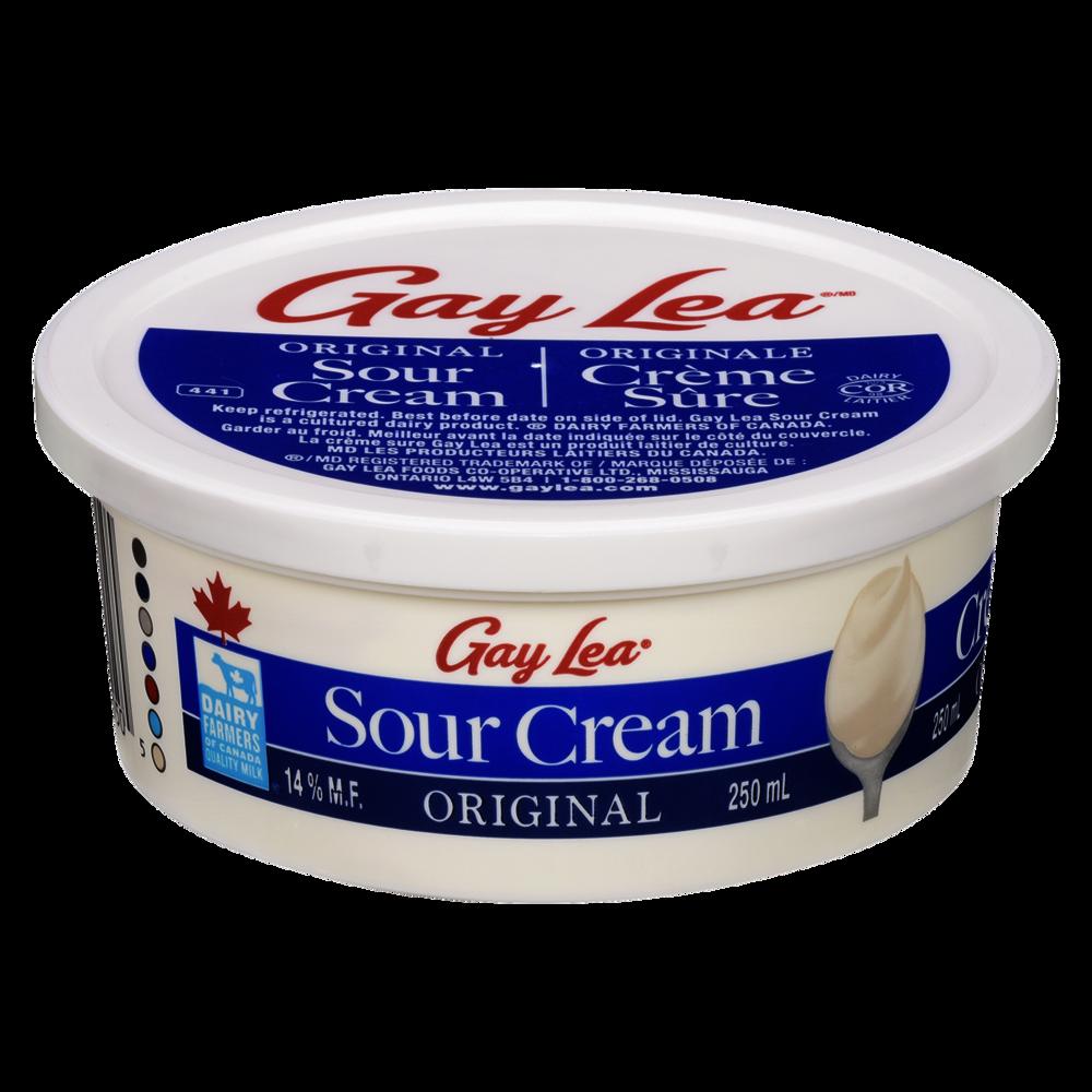 Gay Lea 14% Sour Cream