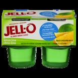 Jell-O Refrigerated Snacks, Lemon Lime
