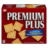Premium Plus Family Pack Unsalted Soda Crackers