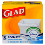 Glad Kitchen Roomate Catchers with Febreze