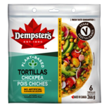 Dempster's® Tortillas Plant Based Chickpea