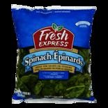 Fresh Express Spinach Salad