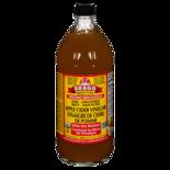 Bragg Organic, Raw, Unfiltered Apple Cider Vinegar