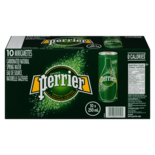 Perrier Sparkling Natural Mineral Water Slim Cans