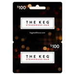 The Keg Gift Card - $100