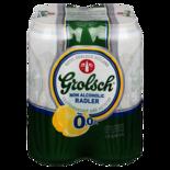 Grolsch Non-Alcoholic Radler Lemon Flavoured