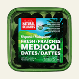 Bard Valley Natural Delights Organic Medjool Dates