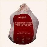 Longo's Fresh Ontario Turkey, 7-9kg