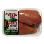 Yorkshire Valley Farms Organic Boneless Skinless Chicken Breasts