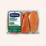 Maple Leaf Prime Chicken Breast, Raised Without Antibiotics Value Pack