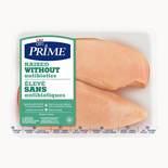Maple Leaf Prime Raised Without Antibiotics Boneless Chicken Breasts