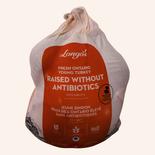 Longos Fresh Turkey Raised Without Antibiotics, 5-7kg