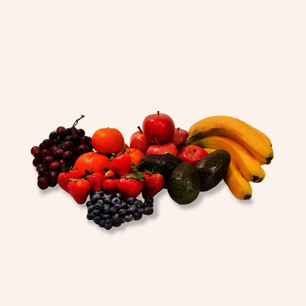 Fruit Box for 4