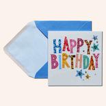 Papyrus Birthday Card Happy Birthday Stitch