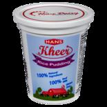 Hans Dairy Kheer Rice Pudding