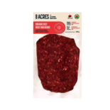 8 Acres Organic Lean Ground Beef