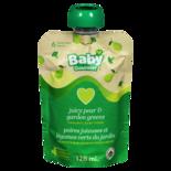 Baby Gourmet Juicy Pear And Garden Greens