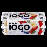 IOGO Yogurt, Strawberry / Raspberry / Blueberry / Vanilla