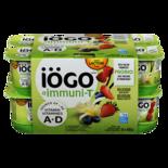 IOGO Immuni-T Lactose Free Yogurt, Strawberry / Raspberry / Vanilla / Blueberry